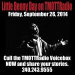 LittleBennyDayTMOTTRadio